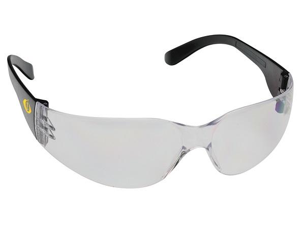 Ochranné okuliare s polykarbonátovým zorníkom (číre 3b2c07dd9be