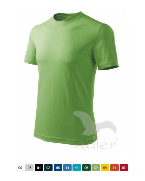 bb3882d3ff28 Kvalitné reklamné tričko vysokej gramáže vhodné pre potlač a výšivku.  Reprezentatívny darčekový predmet